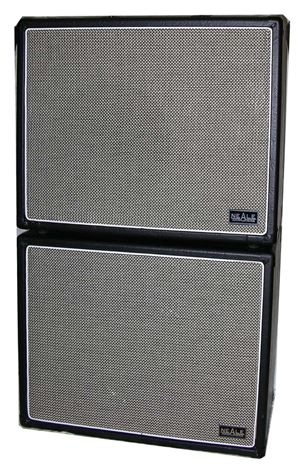 EL34 combo guitar amp with extension speaker cabinet