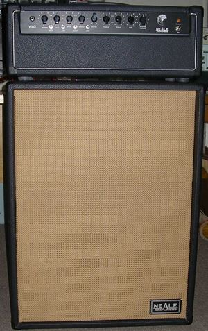 Ampeg derived valve guitar amp very clean